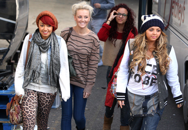X Factor group Rhythmix to get new name