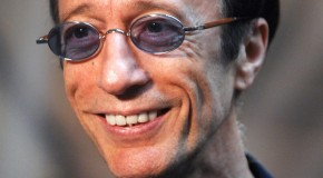 Robin Gibb, lead singer of the Bee Gees, has died