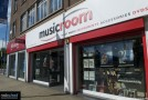 Folky Christmas late night shopping at Musicroom Portsmouth