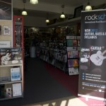 Rockschool on display at Musicroom Portsmouth