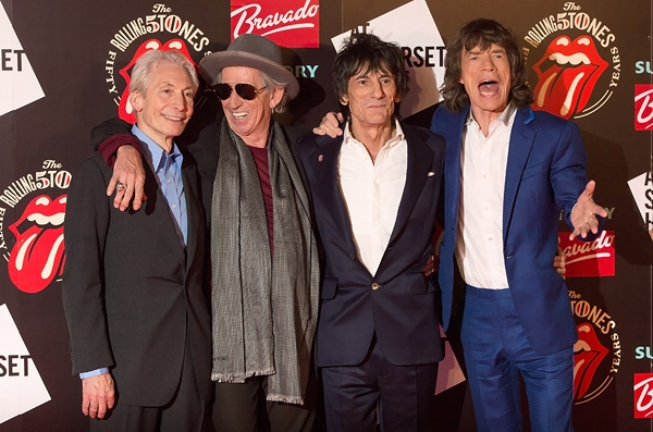 The Rolling Stones: still going strong.