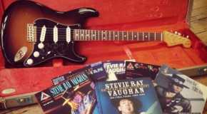 Just in at Musicroom York: Stevie Ray Vaughan Signature Fender Artist Series Stratocaster