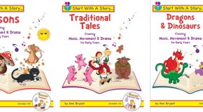 Musikmesse 2012: New Start With A Story series brings music, drama and fun into the creative classroom