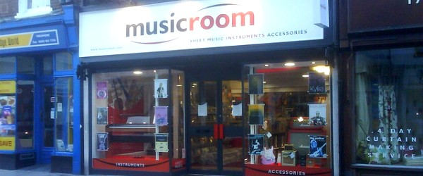 Celebrate a musical Christmas at Musicroom Salisbury