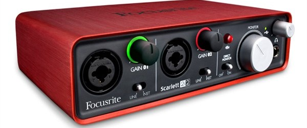 Two new Focusrite ranges now available at Musicroom Nottingham
