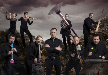 BBC programme shows the creation of the Scrapheap Orchestra
