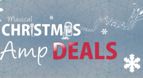 On the second day of Christmas… two fantastic Fender amp deals