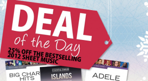 Advent calendar day 9: 25% off the best music of 2012
