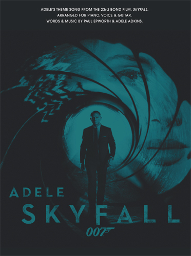 Click the image above to buy and download Skyfall by Adele now from Musicroom.com!