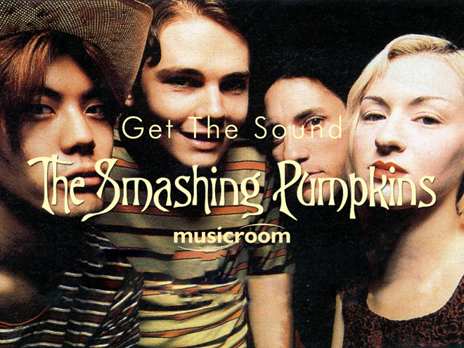 🎃 Get The Sound: The Smashing Pumpkins 🎃