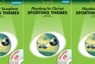 Ten iconic sporting themes for clarinet, flute and saxophone