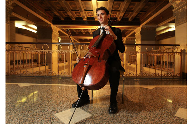 Stradivari cello sells for record price at auction