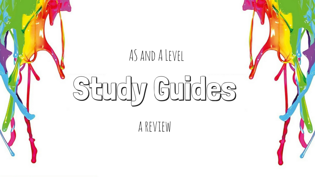 AS and A Level Study Guides, A Review