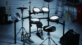 Musikmesse 2012: Roland debut new mid-range electronic drum kit TD-15KV V-Tour Series