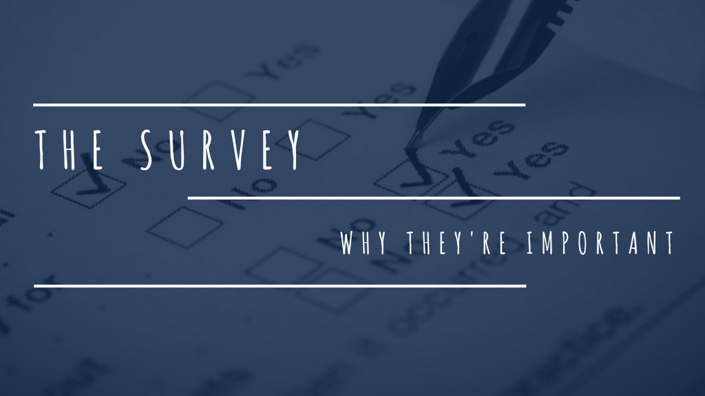 The Music Survey – Why You Should Take Part