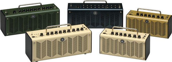 Checking out Yamaha's new THR amps and DTX drums – perfect for Christmas?