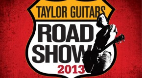 Musicroom York: Taylor Guitars Road Show 2013