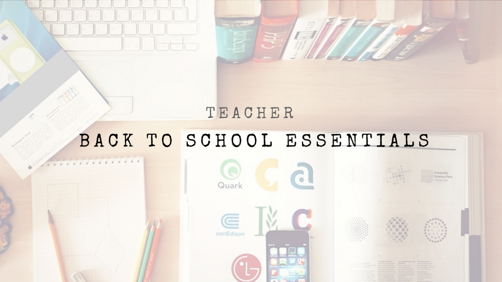 The Music Teacher Essentials You Need for School