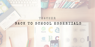 The Music Teacher Essentials You Need in Your Life Right Now