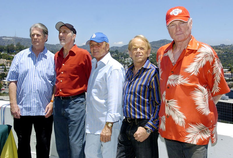 The Beach Boys to reunite for big Grammy performance