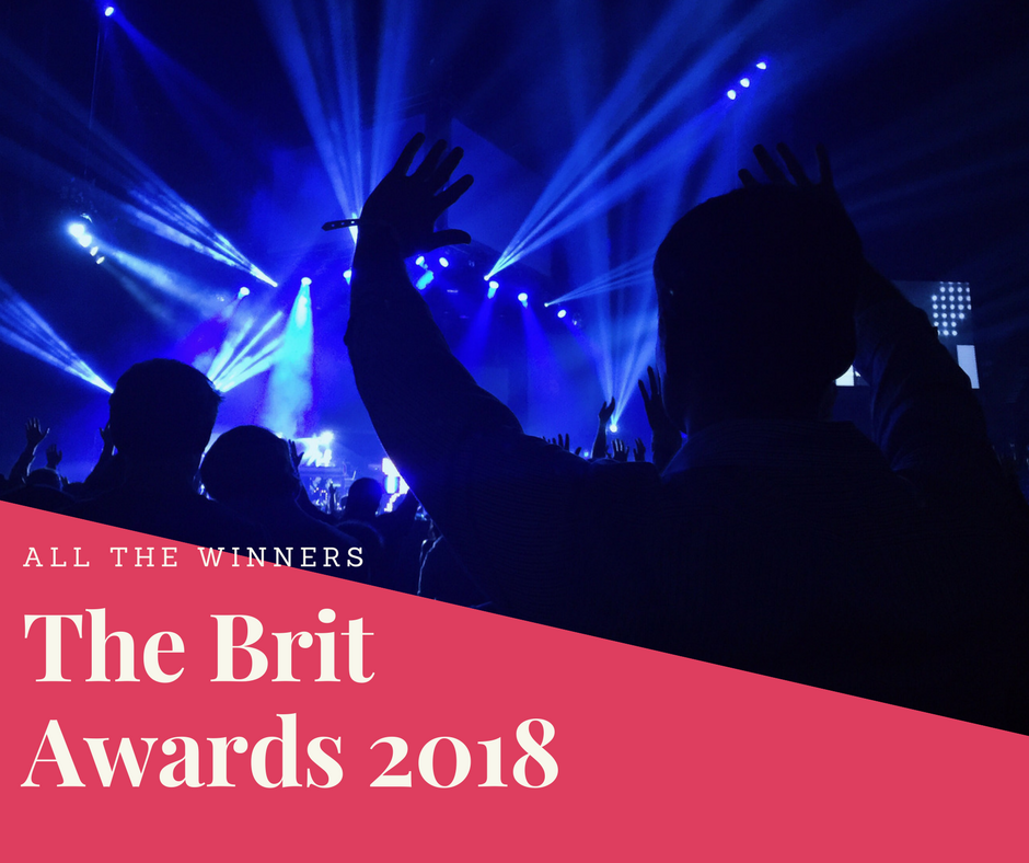 The Brit Awards 2018 all the winners and best performances