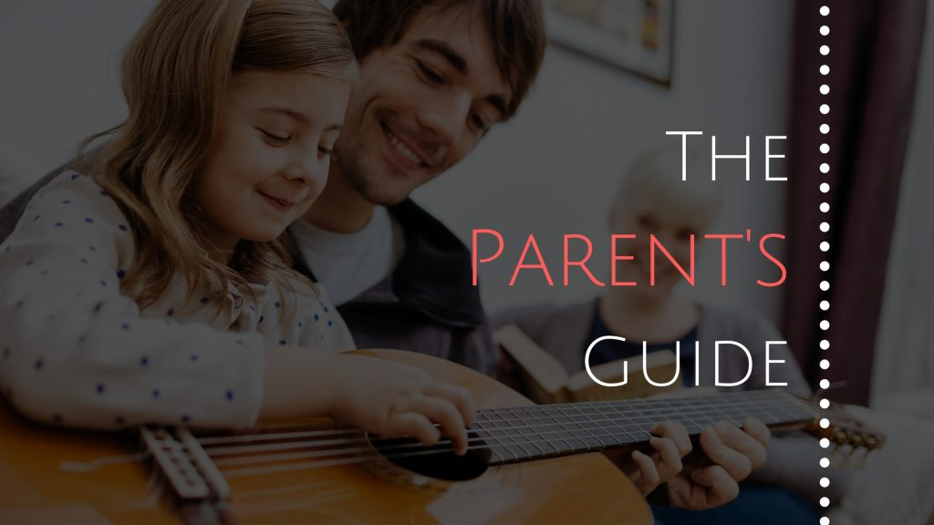 The Parent's Guide to Supporting Great Instrumental Lessons