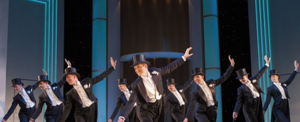 Top Hat The Musical opens on the West End