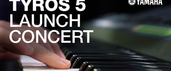 Tyros 5 Launch Concerts