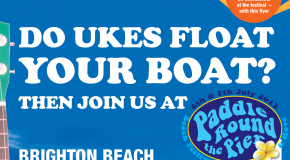 Paddle Round The Pier with Musicroom Brighton on July 6 and 7