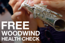 FREE Woodwind Health Check Up at Musicroom Salisbury – August 31