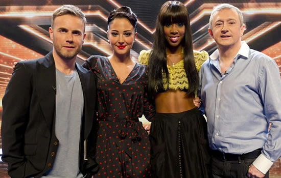 X Factor judges to duet with finalists
