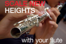 Gareth McLearnon Pearl flute workshop at Musicroom York – September 14