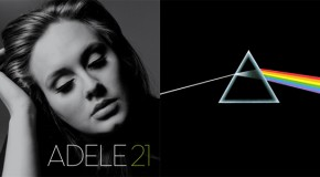 Is Adele's 21 better than Pink Floyd's The Dark Side of the Moon?