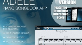Win Adele's new biography with the Adele Piano Songbook app competition