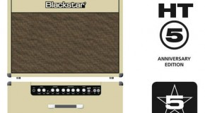 Musikmesse 2012: Blackstar release special five year anniversary HT-5 amp