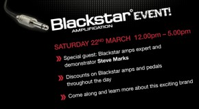 Musicroom  Brighton: Blackstar Amplification Event