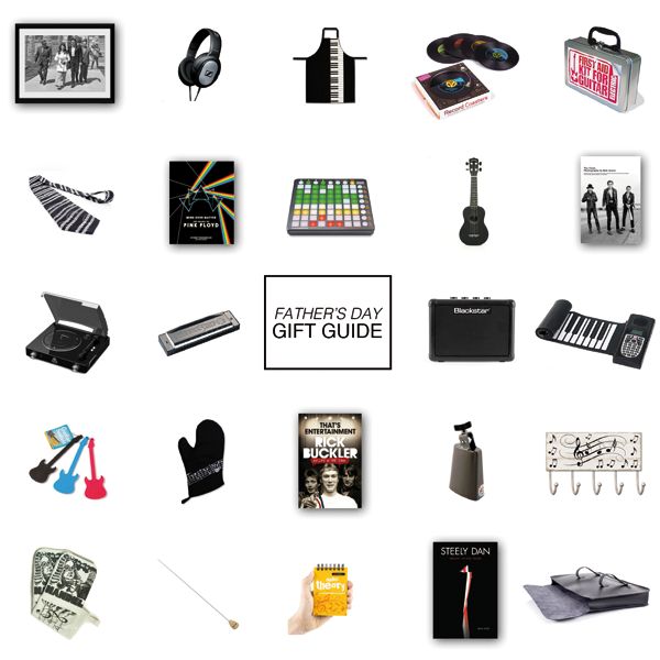 27 Unique Musical Father's Day Gifts!