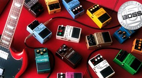 Advent calendar day 15: price drop on Boss guitar pedals