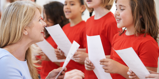 Teacher's guide to mini-musicals