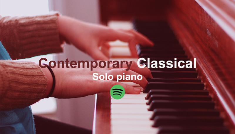 Contemporary Classical Piano a playlist by Musicroom