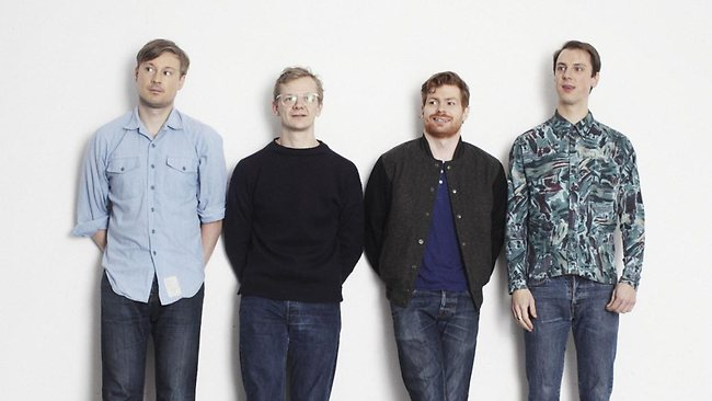 Django Django – '4000 Years' Exclusive Live Performance
