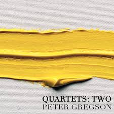 Peter Gregson Quartets 2