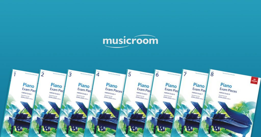 ABRSM Introduces The New 2019-2020 Piano Syllabus