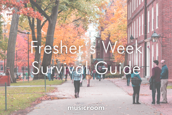 Fresher's Week Survival Guide: Top 11 Instruments & Accessories For Students
