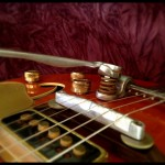 Includes an authentic Bigsby tremelo bridge