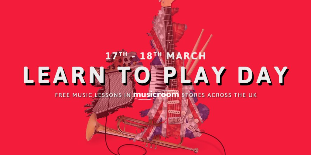 Learn To Play Day – 17th and 18th March 2018