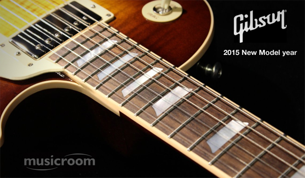 Celebrating Innovation – Introducing the Gibson USA 2015 Models