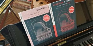 Ludovico Einaudi: Graded Pieces a review by Fiona Lau