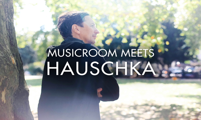 Musicroom Meets: Hauschka