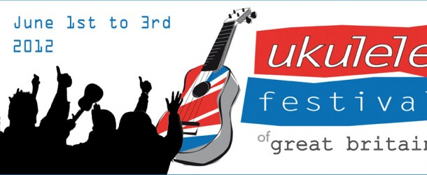 Musicroom are heading to the Ukulele Festival of Great Britain 2012